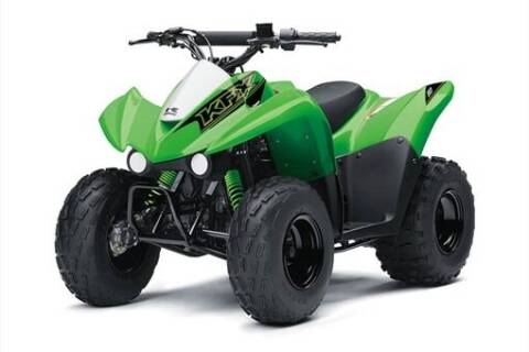 2021 Kawasaki KFX 90 for sale at GT Toyz Motor Sports & Marine - GT Kawasaki in Halfmoon NY