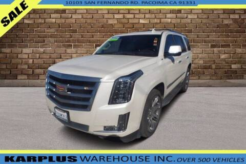 2015 Cadillac Escalade for sale at Karplus Warehouse in Pacoima CA