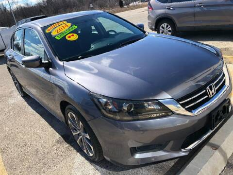 2014 Honda Accord for sale at Jose's Auto Sales Inc in Gurnee IL