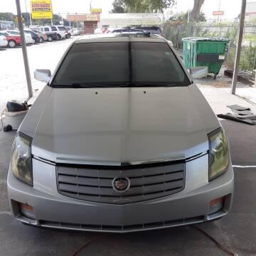 2006 Cadillac CTS for sale at Easy Credit Auto Sales in Cocoa FL