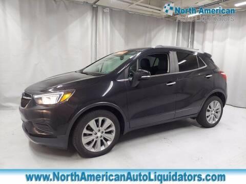 2018 Buick Encore for sale at North American Auto Liquidators in Essington PA