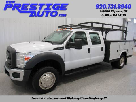2012 Ford F-450 Super Duty for sale at Prestige Auto Sales in Brillion WI