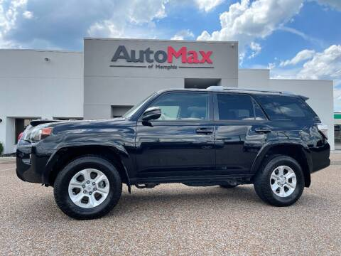 2014 Toyota 4Runner for sale at AutoMax of Memphis - V Brothers in Memphis TN