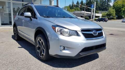2014 Subaru XV Crosstrek for sale at Seattle's Auto Deals in Everett WA