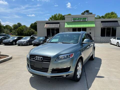 2007 Audi Q7 for sale at Cross Motor Group in Rock Hill SC
