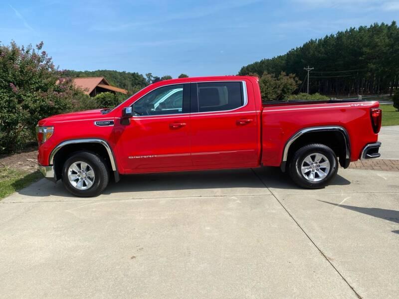 2021 GMC Sierra 1500 for sale at Freeman Motor Company in Lawrenceville VA