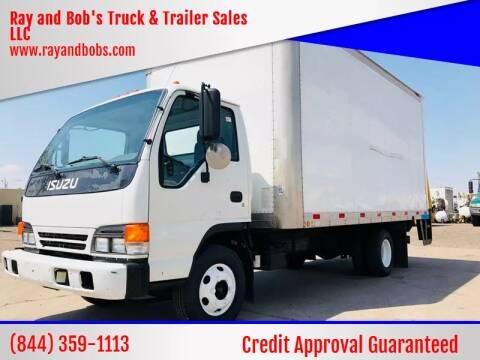 2005 Isuzu NPR HD for sale at Ray and Bob's Truck & Trailer Sales LLC in Phoenix AZ