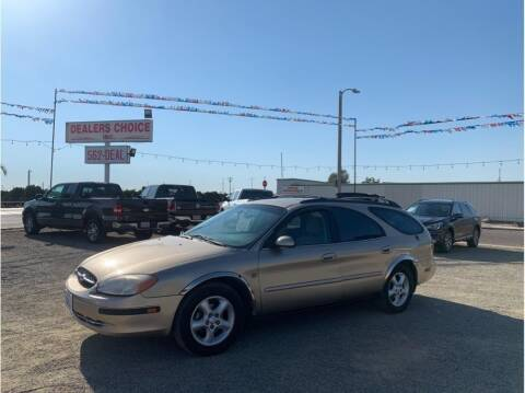 2000 Ford Taurus for sale at Dealers Choice Inc in Farmersville CA