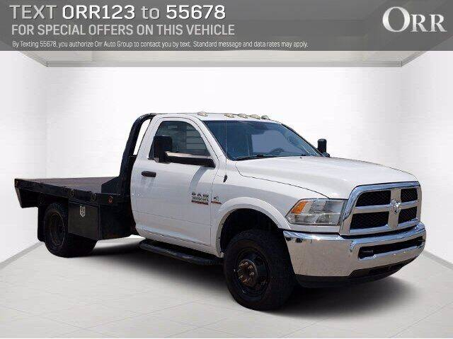 2014 RAM Ram Chassis 3500 for sale in Longview, TX