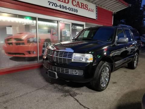 2008 Lincoln Navigator for sale at Jays Used Car LLC in Tucker GA