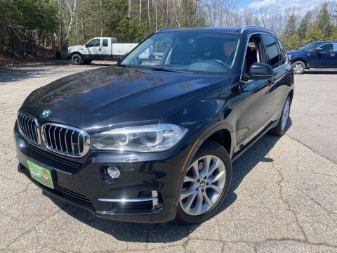 2014 BMW X5 for sale at Granite Auto Sales in Spofford NH