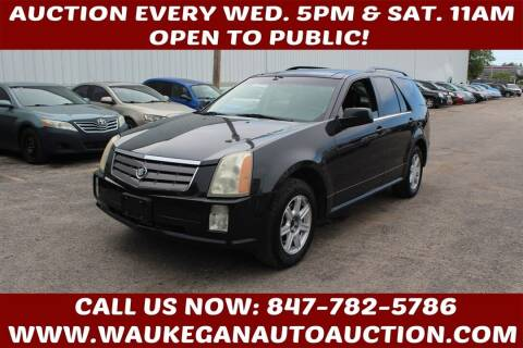 2005 Cadillac SRX for sale at Waukegan Auto Auction in Waukegan IL