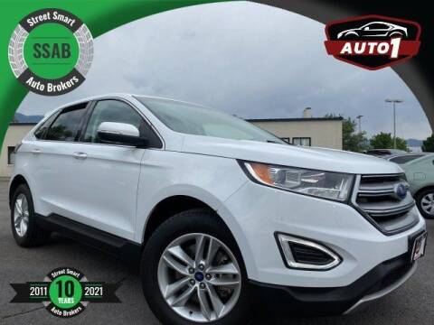 2016 Ford Edge for sale at Street Smart Auto Brokers in Colorado Springs CO