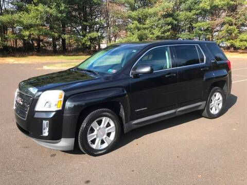 2013 GMC Terrain for sale at P&H Motors in Hatboro PA