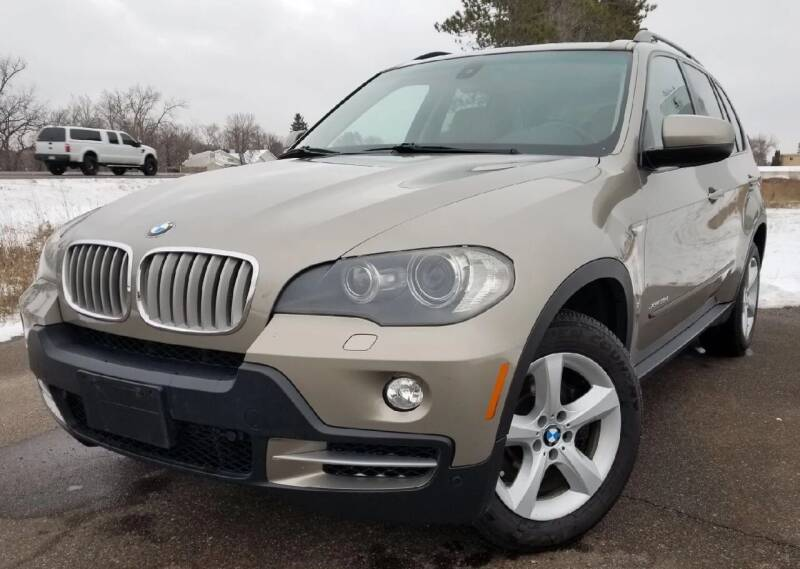 2009 BMW X5 for sale at MATTHEWS AUTO SALES in Elk River MN
