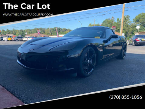 2008 Chevrolet Corvette for sale at The Car Lot in Radcliff KY