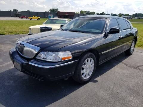 2011 Lincoln Town Car for sale at Larry Schaaf Auto Sales in Saint Marys OH