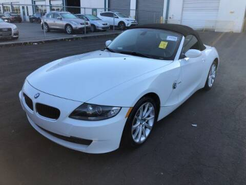 2007 BMW Z4 for sale at Adams Auto Group Inc. in Charlotte NC