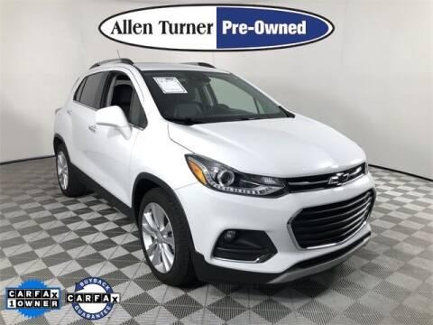 2020 Chevrolet Trax for sale at Allen Turner Hyundai in Pensacola FL