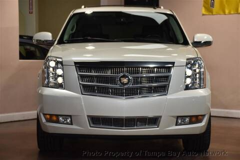 2014 Cadillac Escalade for sale at Tampa Bay AutoNetwork in Tampa FL