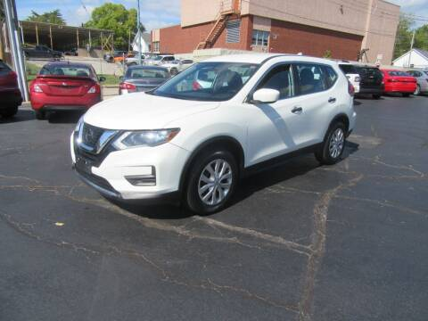 2018 Nissan Rogue for sale at Riverside Motor Company in Fenton MO