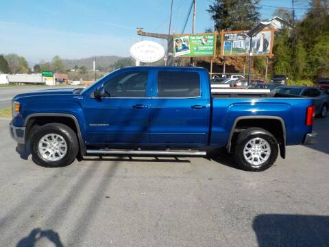 2014 GMC Sierra 1500 for sale at EAST MAIN AUTO SALES in Sylva NC