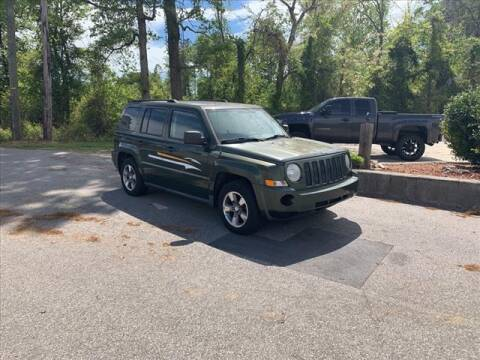 2008 Jeep Patriot for sale at Kelly & Kelly Auto Sales in Fayetteville NC