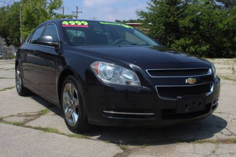 2009 Chevrolet Malibu for sale at Square Business Automotive in Milwaukee WI