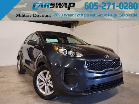 2019 Kia Sportage for sale at CarSwap in Sioux Falls SD