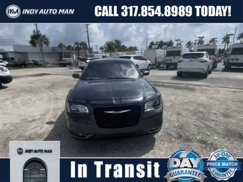 2016 Chrysler 300 for sale at INDY AUTO MAN in Indianapolis IN