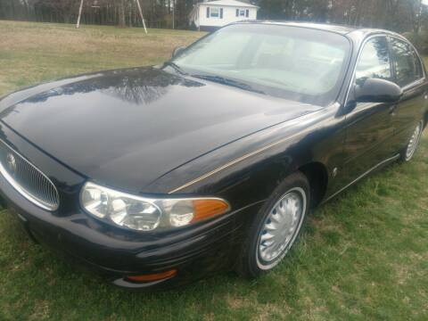 2000 Buick LeSabre for sale at Lanier Motor Company in Lexington NC