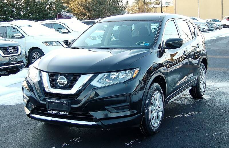 2018 Nissan Rogue for sale at Avi Auto Sales Inc in Magnolia NJ