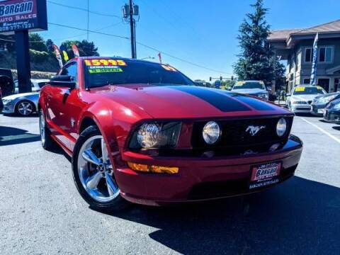 2009 Ford Mustang for sale at Bargain Auto Sales LLC in Garden City ID
