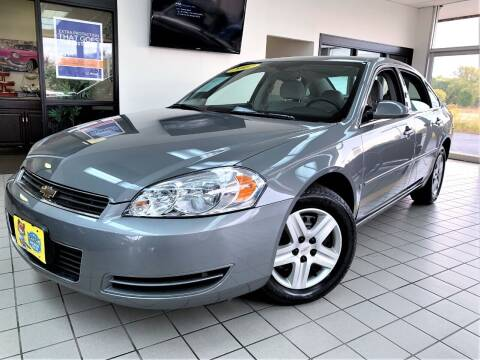 2007 Chevrolet Impala for sale at SAINT CHARLES MOTORCARS in Saint Charles IL