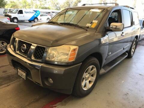 2006 Nissan Armada for sale at SoCal Auto Auction in Ontario CA