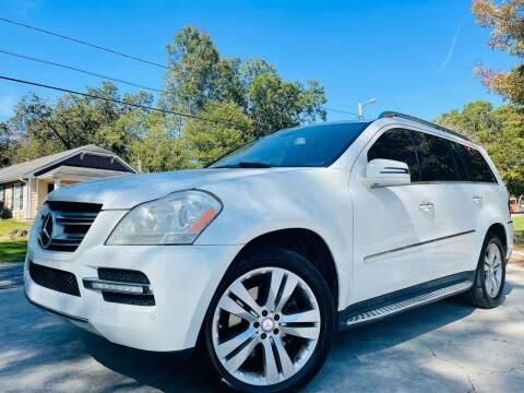 2011 Mercedes-Benz GL-Class for sale at Cobb Luxury Cars in Marietta GA