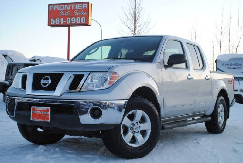 2010 Nissan Frontier for sale at Frontier Auto & RV Sales in Anchorage AK