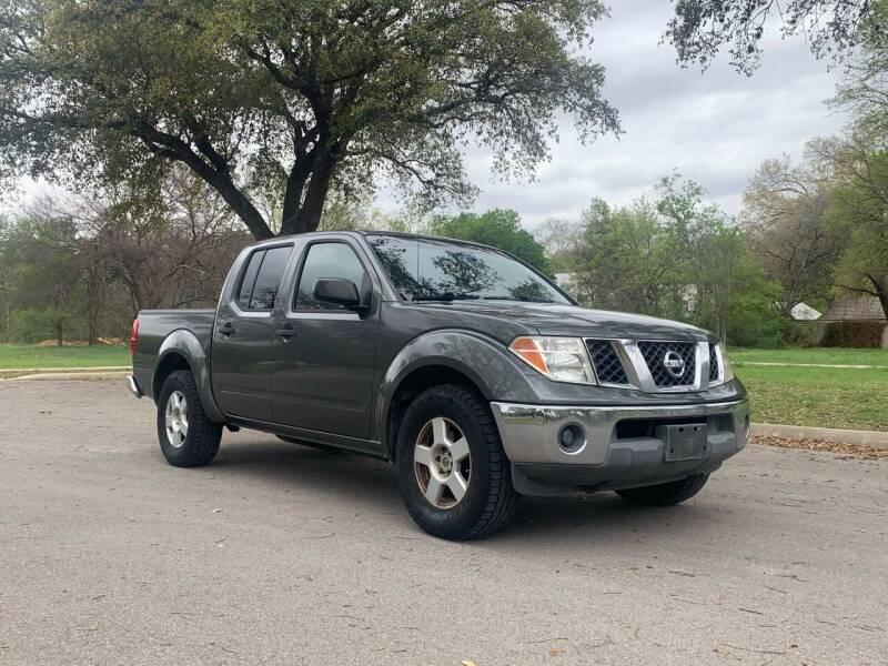 2006 Nissan Frontier for sale at 210 Auto Center in San Antonio TX