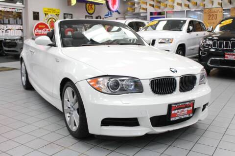 2008 BMW 1 Series for sale at Windy City Motors in Chicago IL