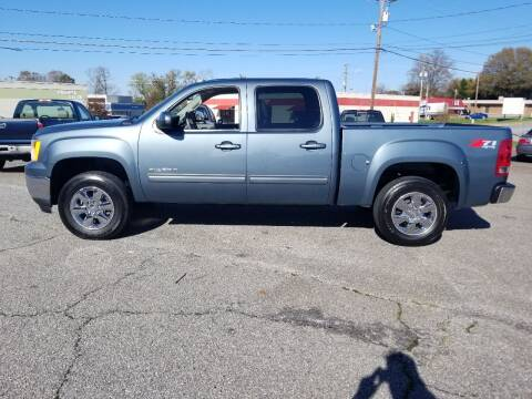 2013 GMC Sierra 1500 for sale at 4M Auto Sales | 828-327-6688 | 4Mautos.com in Hickory NC
