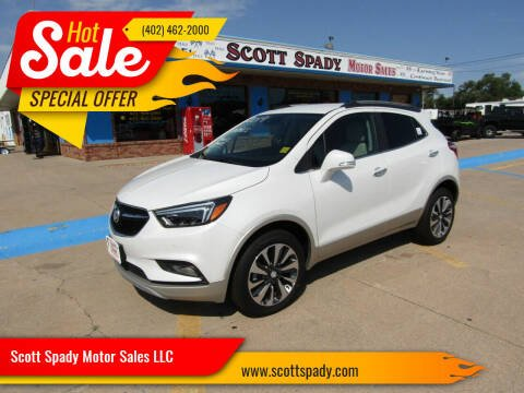 2019 Buick Encore for sale at Scott Spady Motor Sales LLC in Hastings NE