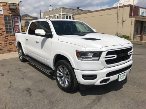 2020 RAM Ram Pickup 1500 for sale at Carney Auto Sales in Austin MN