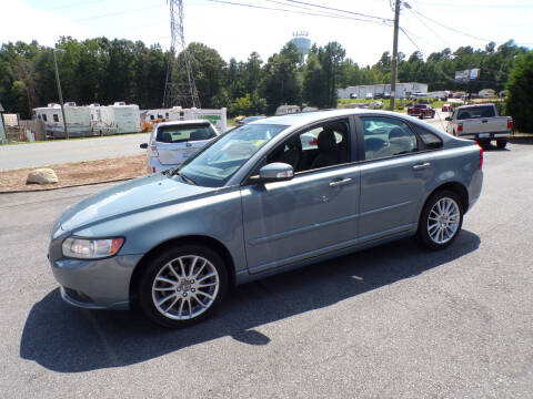 2008 Volvo S40 for sale at Cambria Cars in Mooresville NC