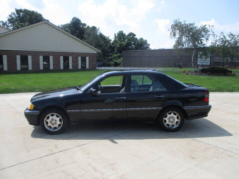 2000 Mercedes-Benz C-Class for sale at Lease Car Sales 2 in Warrensville Heights OH