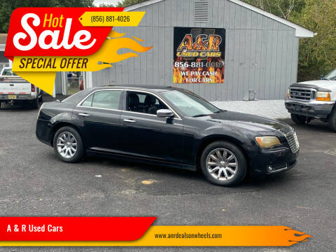 2011 Chrysler 300 for sale at A & R Used Cars in Clayton NJ