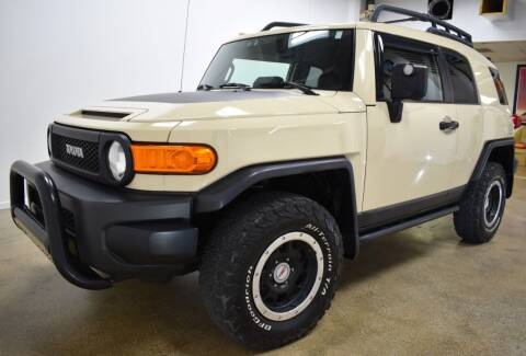 2010 Toyota FJ Cruiser for sale at Thoroughbred Motors in Wellington FL