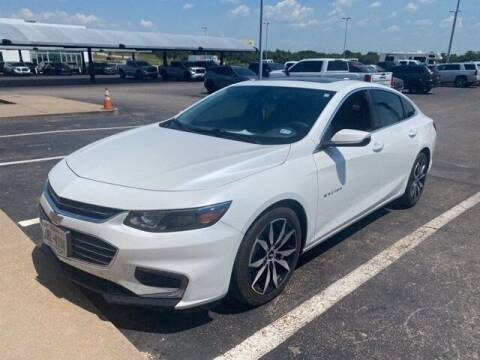 2017 Chevrolet Malibu for sale at Jerry's Buick GMC in Weatherford TX