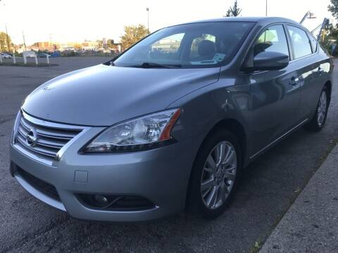 2013 Nissan Sentra for sale at 5 STAR MOTORS 1 & 2 in Louisville KY