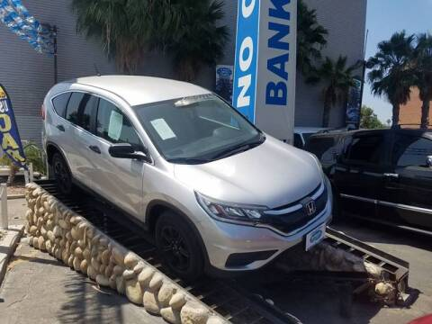 2015 Honda CR-V for sale at In-House Auto Finance in Hawthorne CA