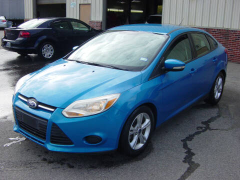 2014 Ford Focus for sale at North South Motorcars in Seabrook NH
